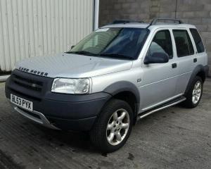 Vindem piese de interior Land Rover Freelander 2.0diesel