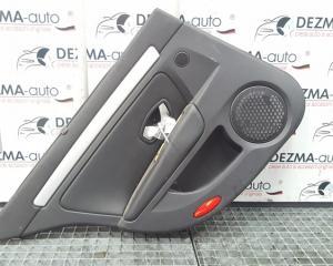 Tapiterie stanga spate, Renault Laguna 3 (id:336771)