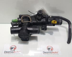 Corp termostat 9646439080, Peugeot 407 SW, 2.0hdi (id:341859)
