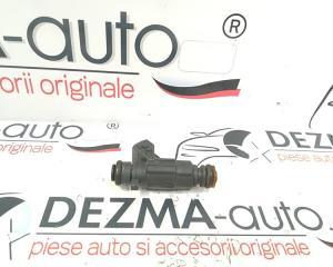 Injector cod 0280155965, Opel Astra G sedan (F69) 1.2B