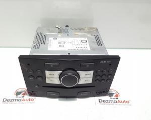 Radio cd, GM13357123, Opel Zafira B (A05)(id:348518)