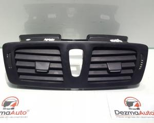 Grila aer centrala bord, Renault Megane 3 sedan din dezmembrari