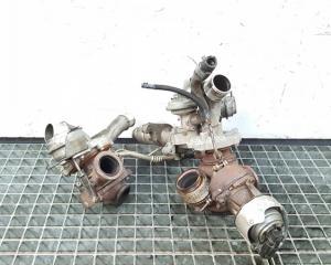 Turbosuflanta, Peugeot 407 SW, 2.2hdi, 9686782580, 778087-0001 (id:352242) din dezmembrari