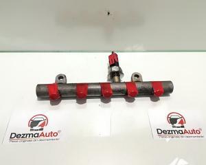 Rampa injectoare, 9645689580, Volvo S40 ll (MS) 2.0 diesel din dezmembrari