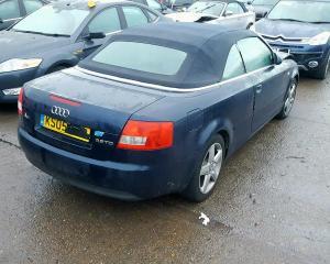 Vindem piese de motor Audi A4 cabriolet 8H7, 2.5 TDI, BDG