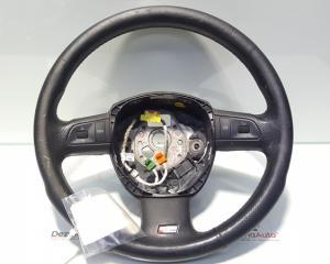 Volan piele cu comenzi, Audi A4 (8EC, B7)