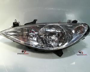 Far stanga, 9634369380, Peugeot 307 CC