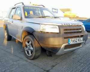 Vindem piese de caroserie Land Rover Freelander 2.0diesel 204D3