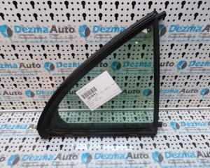 Geam fix dreapta spate, Mercedes Clasa C, 2000-2007 (id.161641)