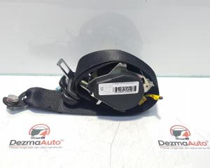 Centura stanga fata cu capsa, Peugeot Bipper (AA) cod 7354891600 (id:360240)