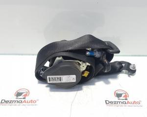 Centura dreapta fata cu capsa, Peugeot Bipper (AA) cod 7354891570 (id:360238)