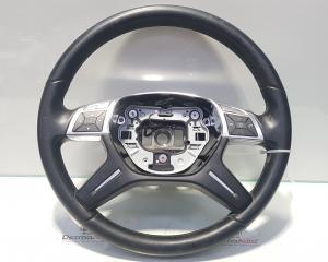 Volan piele, Mercedes Clasa C (W204) cod A2464601503 (id:360945)