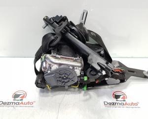 Centura stanga fata cu capsa si motoras, Mercedes Clasa C (W204) A2048601785 (id:360954)
