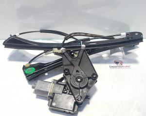 Macara cu motoras stanga fata, Vw Polo (6R) (id:360830)