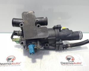 Corp termostat Peugeot 407 SW 2.0 hdi, 9646439080