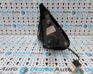 Oglinda manuala stanga 96366858XX, Peugeot Partner, 1996-2008