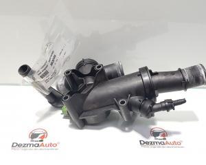 Corp termostat, Peugeot 407 SW, 2.0 hdi, cod 9656182980 (id:363095)