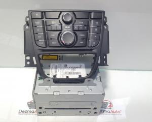 Radio cd, Opel Astra J, cod GM13337218 (id:364400)