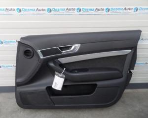Tapiterie dreapta fata, 4F1867106A,  Audi A6, 4F, 2004-2011 (id.162376)