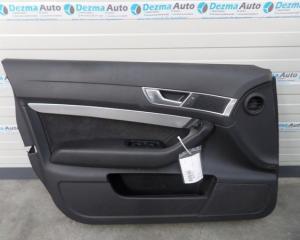 Tapiterie stanga fata, 4F1867105A, Audi A6, 4F, 2004-2011 (id.162377)