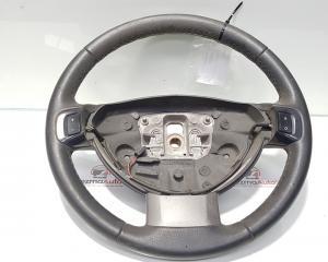 Volan piele cu comenzi, Dacia Sandero, cod 484006206R (id:365501)