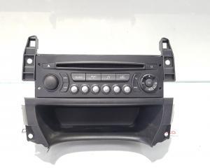 Radio cd, Citroen C3 (II) cod 98053736XT (id:371661)