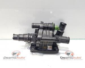Corp termostat, Peugeot 407 SW, 1.6 hdi, 9HZ, cod 9647767180 (id:373697)