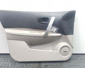 Tapiterie stanga fata, Nissan Qashqai (2) cod 80911JD100 (id:376876)