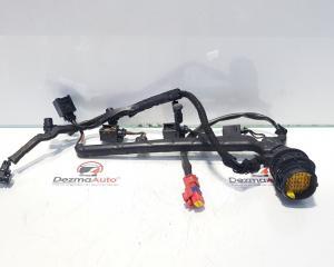 Instalatie electrica injectoare, Ford Fiesta 6, 1.4 tdci, cod 9649900780 (id:378526)