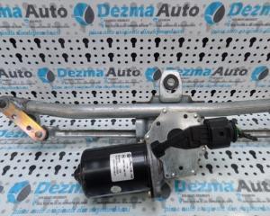 Motoras stergatoare fata, 1J2955113B, Audi A3, 1.6B, AVU, BFQ