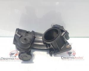 Clapeta acceleratie, Peugeot 407 SW, 2.0 hdi, RHR, cod 9657522480