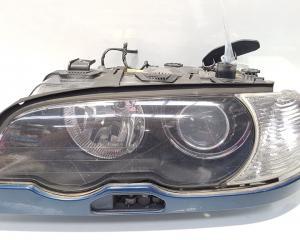 Far stanga cu xenon, Bmw 3 Touring (E46), cod 6911449
