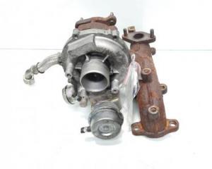Turbosuflanta, Skoda Roomster Praktik (5J) 1.4 tdi, cod 045253019G