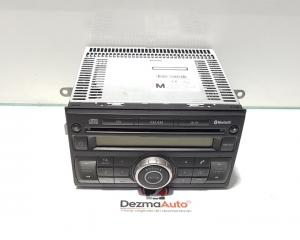 Radio cd, Nissan Qashqai, 28185JD05A (id:391419)
