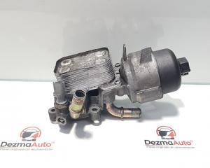 Carcasa filtru cu racitor ulei 9656830180 Peugeot 407 SW, 2.0 hdi (id:363096)