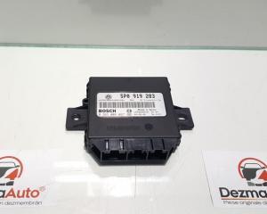 Modul senzor parcare, Seat Toledo 3 (5P2), 5P0919283