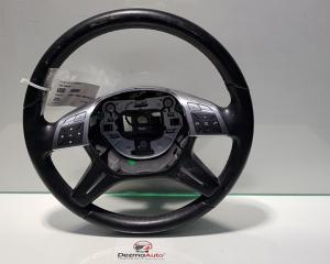 Volan piele cu comenzi, Mercedes Clasa C (W204) (id:393831)