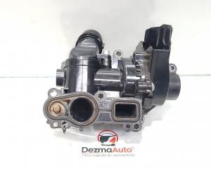Corp termostat cu pompa apa Audi A4 Avant (8K5, B8) 1.8 tfsi, 06H121026CC