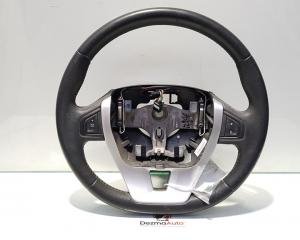 Volan piele cu comenzi, Renault Laguna 3 Combi, 484300005R