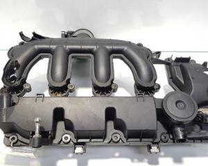 Galerie admisie cu capac culbutori, Peugeot 407 SW, 2.0 hdi, RHR, 9662688980 (id:395853)