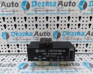 Releu electroventilator, 1J0919506M, Seat Ibiza 5 Sportcoupe (6J) 1.4tdi, BMS