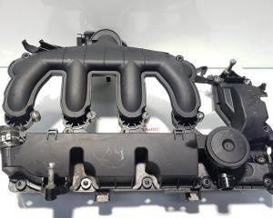 Galerie admisie cu capac culbutori, Peugeot 407 SW, 2.0 hdi, RHR, 9662688980 (id:398589)
