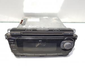 Radio cd mp3, Seat Leon (1P1) 1P0035153D (id:399218)