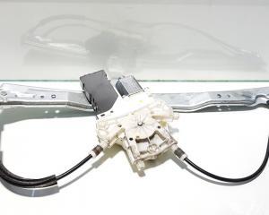 Macara cu motoras stanga fata, Peugeot 407 SW, 9644893580 (id:399809)