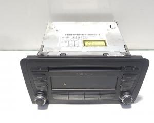 Radio cd, Audi A3 Sportback (8PA) 8P0035152C (id:402849)