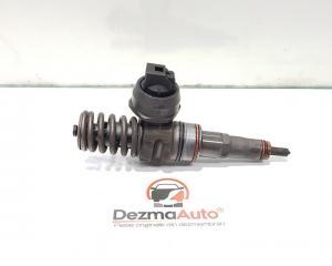 Injector, Audi A4 (8E2, B6) [Fabr 2000-2004] 1.9 tdi, AWX, 038130073AR,BPT, 0414720214 (id:403215)