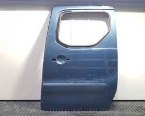 Usa stanga spate culisanta, Citroen Berlingo 2 [Fabr 2008-2015] (id:405247)