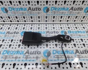 Capsa centura scaun stanga fata, Peugeot 207 SW, 2007-2012 (id,167620)