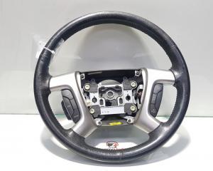 Volan piele cu comenzi, Chevrolet Captiva (C100) [fabr 2006 -> ] (id:405061)