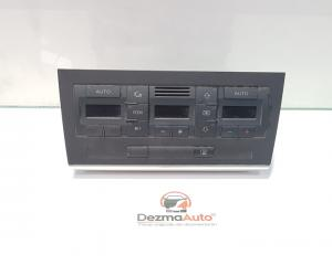 Display climatronic, Audi A4 (8EC, B7) [Fabr 2004-2008] 8E0820043AJ (id:408376)